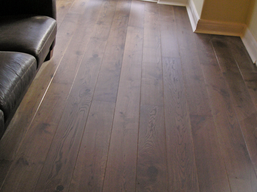 Supply Fit Dark Oak 22mm Engineered Strip Flooring