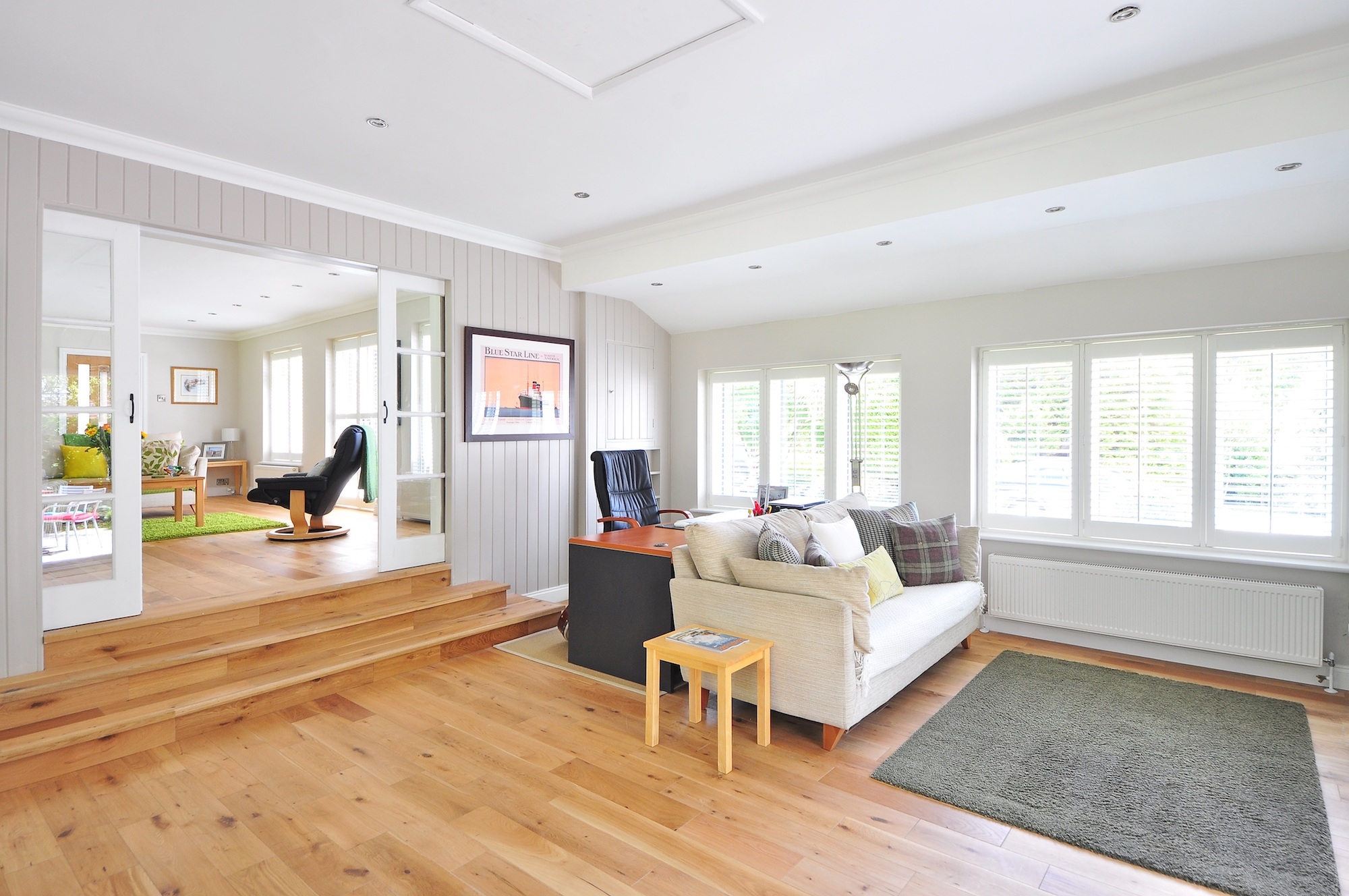 Fitting, Sanding and Restoring your hardwood flooring