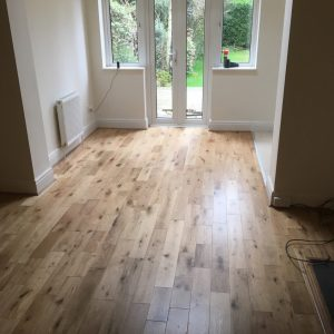 Oak Hardwood Strip Flooring